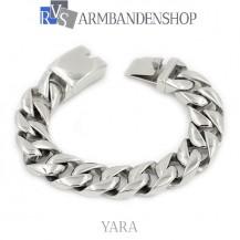 "Rvs stalen dames armband ""Yara""."
