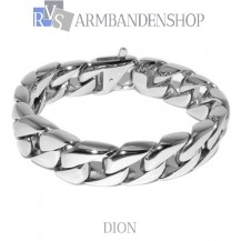 """Rvs stalen dames armband """"Dion""""."""