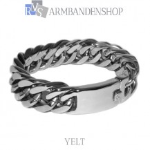 "Rvs stalen armband ""Yelt""."