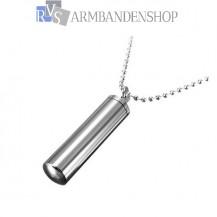 Rvs ashanger cylinder.